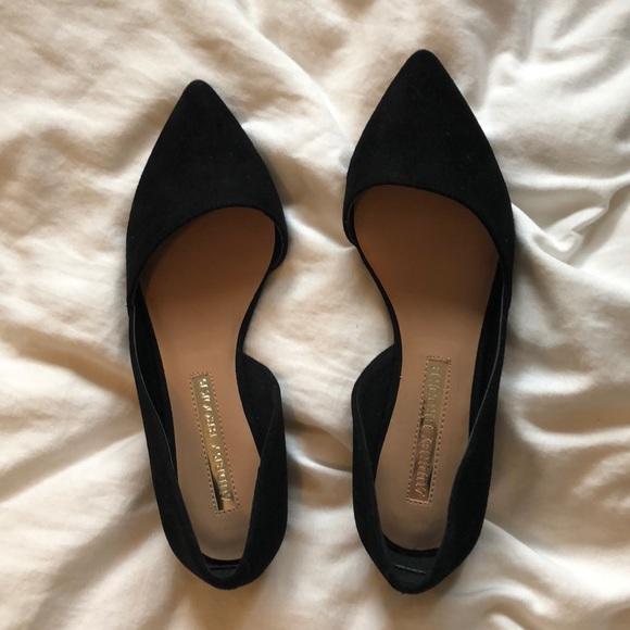 21c7967ab082 Audrey Brooke Shoes - Audrey Brooke Black flat shoes size 8